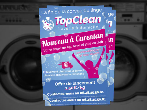 Flyer TopClean