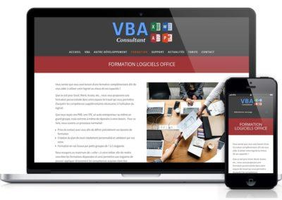 VBA Consultant